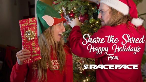 Video: Sharing The Shred | Happy Holidays from Race Face