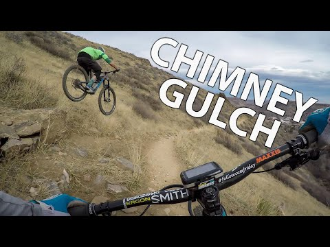 Video: Nate Hills | Riding On Snow and Ice | Chimney Gulch