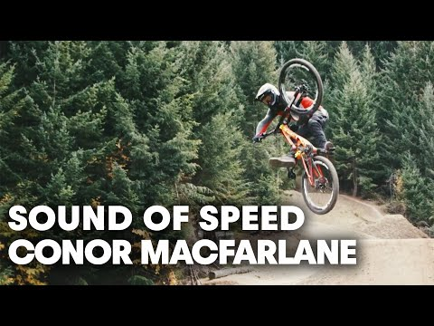 Conor MacFarlane Sound of Speed