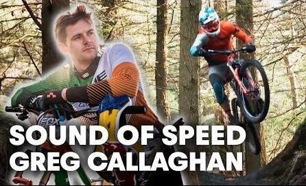 Video: Irish Enduro Rider Greg Callaghan Sound of Speed
