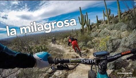 Video: La Milagrosa Down | Tucson's Best Descent