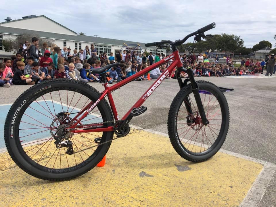 Bike Thief Alert | Jeff Lenosky's Bikes Stolen
