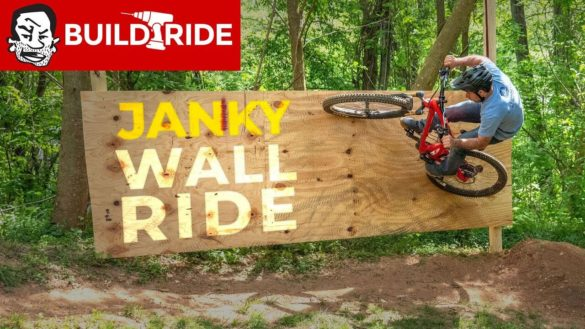 Janky Wall Ride Build