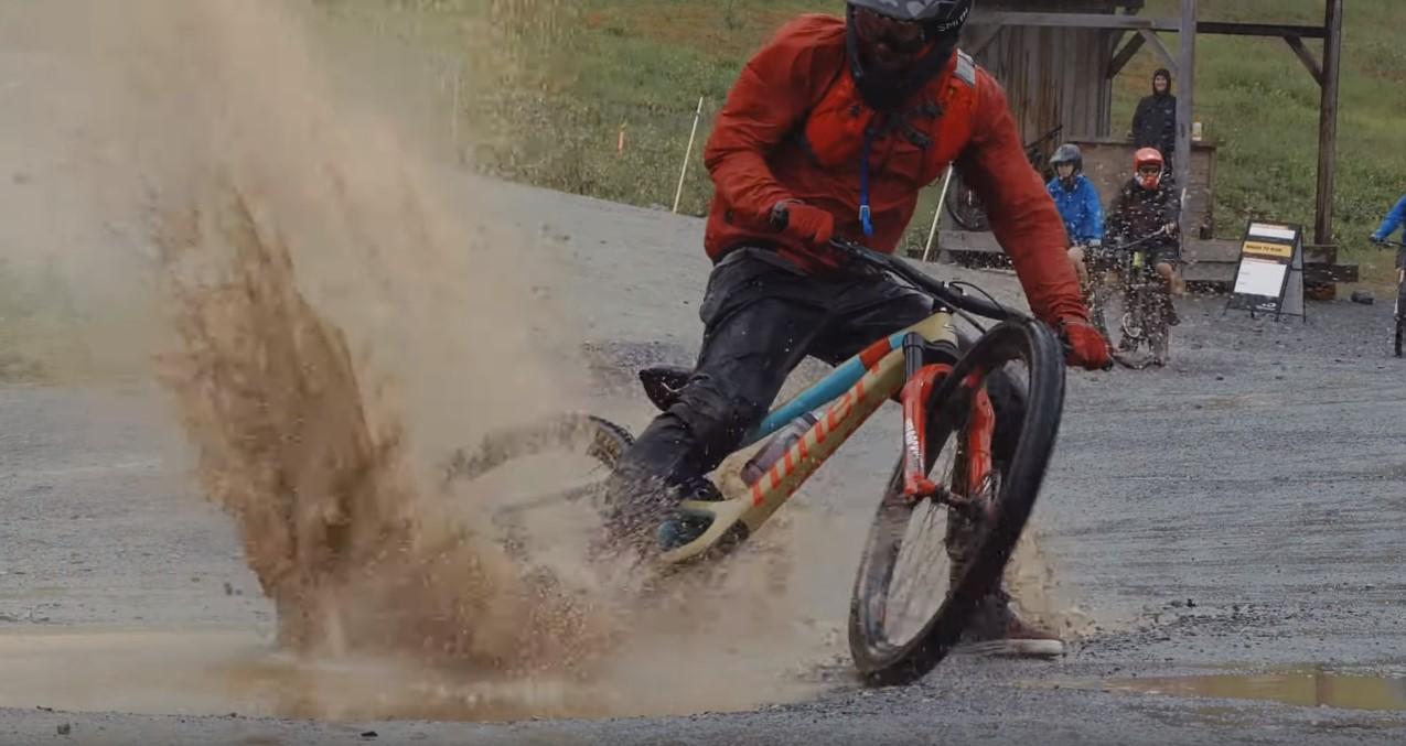 Kirt Voreis Rips Whistler Bike Park