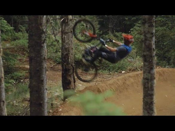 """""""OG"""" Kirt Voreis Rips Whistler Bike Park"""
