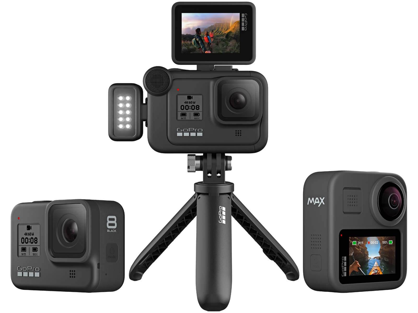 GoPro Max 360 VR Tech