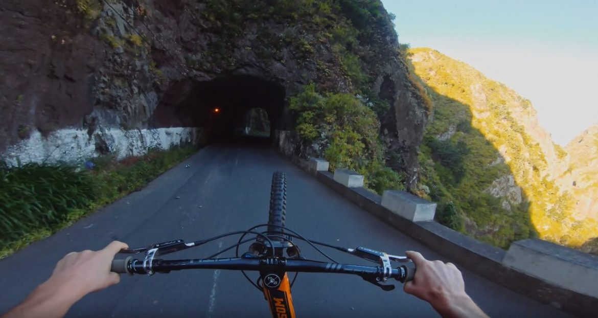 Brendan Fairclough | A Dog's Life - Ep. 1 - Madeira. Super sick mountain biking on the Island of Madeira!
