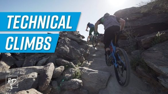 MTB Coaching | How to Climb Technical Trails on a Mountain Bike