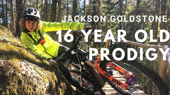 Jackson Goldstone & Rémy Métailler Blast Down Technical Trail in Squamish
