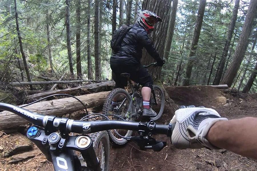 Sabretooth Horse Trail