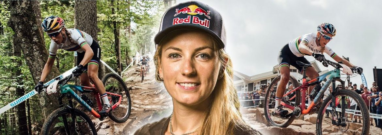 Meet the World's Greatest all-round Cyclist | Rob Meets Pauline Ferrand-Prévot