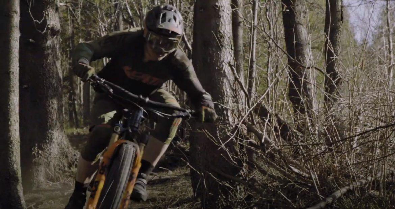 Mountain Biking in Poland | RAW Spring MTB edit