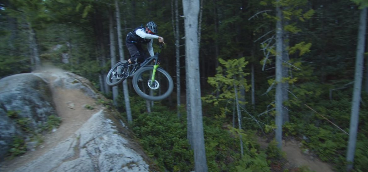 Video: Remy Metailler Goes of the Rails on Squamish Trails