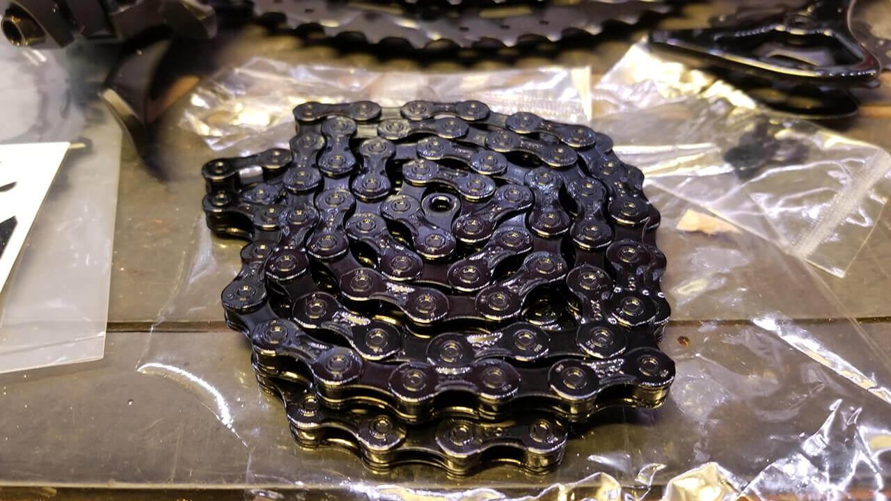 Box One Prime 9 Chain