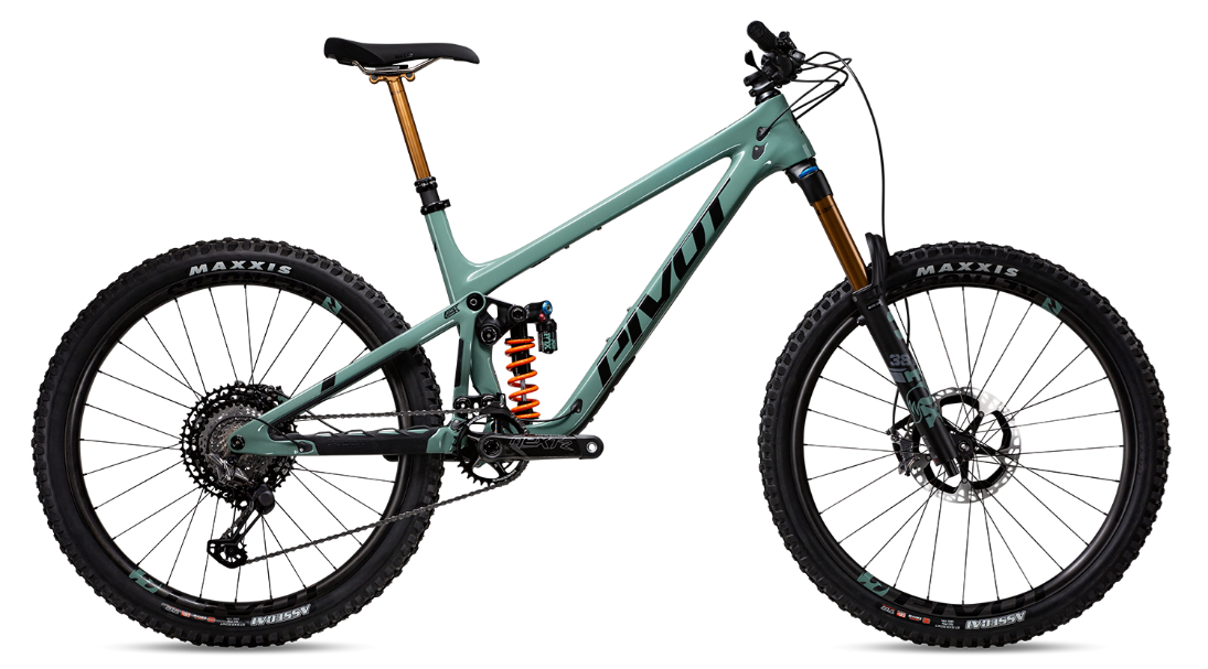 Pivot Cycles Launches the New Pivot Mach 6 | Trail Bike Performance Redefined