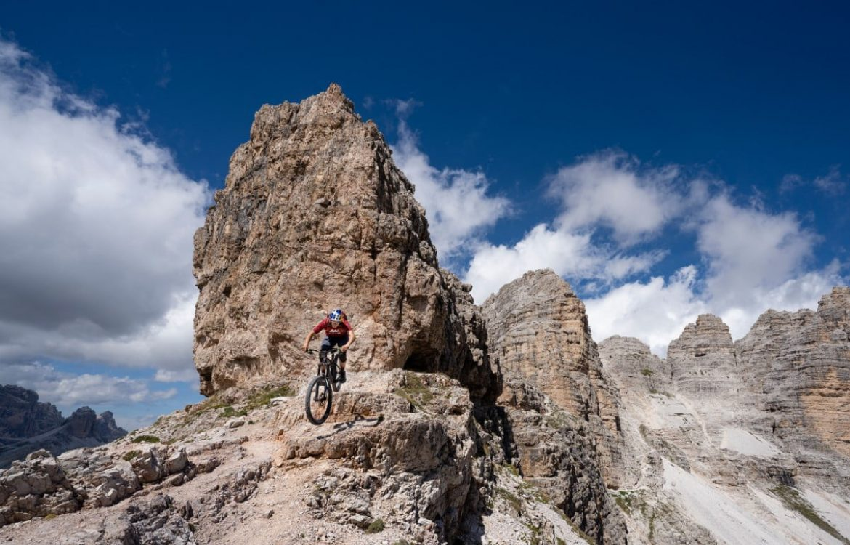 Video: Tom Öhler Rides the Dolomites