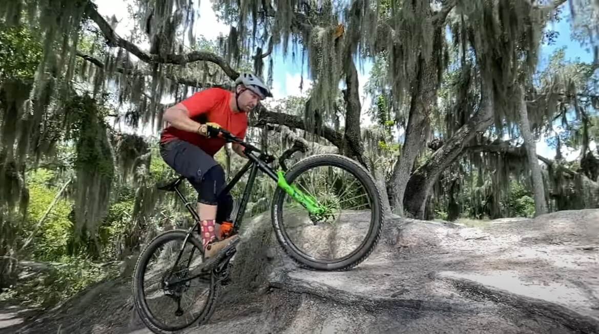 Trail Boss How to Ride Technical Climbs on your Mountain Bike